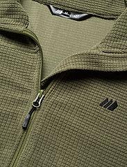 Skogstad - Åelva fleece jacket - basic-sweatshirts - four leaf - 2