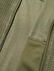 Skogstad - Åelva fleece jacket - basic-sweatshirts - four leaf - 4