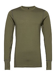 Leknes merino wool sweater - FOUR LEAF