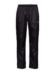 Møkster   2-layer Technical Rain Trousers - BLACK