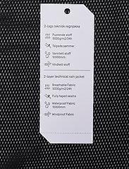 Skogstad - Føyno   2-layer Teachnical Rain Jacket - outdoor- & regenjacken - black - 3