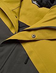 Skogstad - Holsen 2-layer technical jacket - outdoor- & regenjacken - dark grey - 3