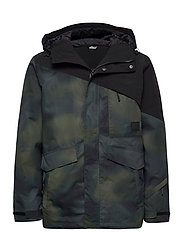 Holsen 2-layer technical jacket - FOUR LEAF PR