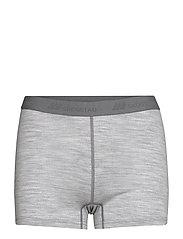Mysen Merino Wool Hipster - GREY MELANGE