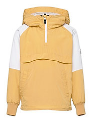 Budal Light Anorak - GOLD CREAM