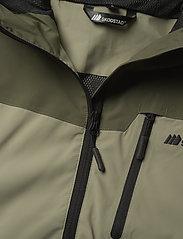 Skogstad - Vråvatn 2-layer Technical Jacket - skaljakke - tea - 2