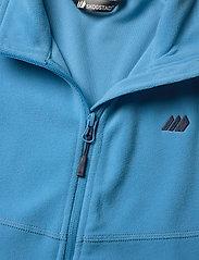 Skogstad - Troms Fleece Jacket - isolerede jakker - malibu blue - 2