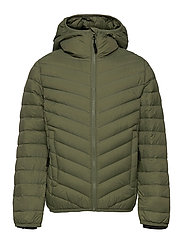Haukenes Light Down Jacket - FOUR LEAF