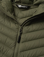 Skogstad - Haukenes Light Down Jacket - dunjakker & forede jakker - four leaf - 2