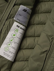Skogstad - Haukenes Light Down Jacket - dunjakker & forede jakker - four leaf - 4