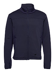 Høgde Technical Fleece Jacket - PRIME NAVY
