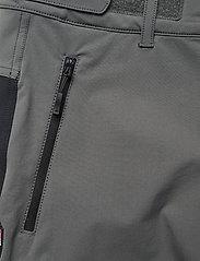Skogstad - Saksi Shorts - spodenki turystyczne - dark grey - 2