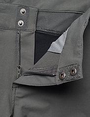 Skogstad - Saksi Shorts - spodenki turystyczne - dark grey - 3