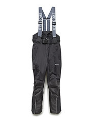 Panther Tord 2-layer technical ski trousers - BLACK