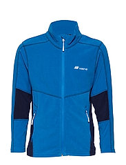 Troms  Microfleece Jacket - PRIMARY BLUE