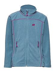 Tresfjord  Microfleece Jacket - DUSK BLUE