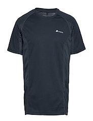 Spanstinden Technical T-Shirt - ANTRACITT
