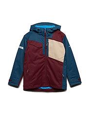 Hjellvika 2-layer technical jacket - ZINFADEL