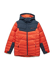 Huruset down jacket - CHILLI
