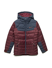 Huruset down jacket - ZINFADEL