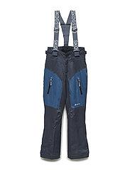 Gaustadblikk 2-layer technical ski trousers - ANTRACITT
