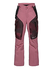 Gaustadblikk 2-layer technical ski trousers - HEATHER ROSE