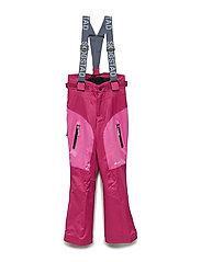 Gaustadblikk 2-layer technical ski trousers - ORCHIDEE
