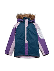 Frostsetra 2-layer technical jacket - AMETYST