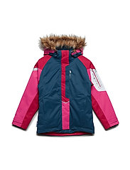 Frostsetra 2-layer technical jacket - MAGENTA