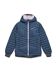 Kvia down jacket - BLUE TEAL