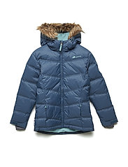 Roland down jacket - BLUE TEAL