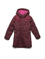 Meholmen down coat - ZINFADEL
