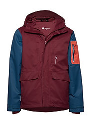 Berge 2-layer technical jacket - ZINFADEL