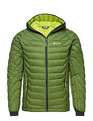 Salen light down jacket - GARDEN GREEN