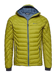 Salen light down jacket - WOODBINE