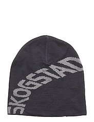 Stryken knitted hat - ANTRACITT