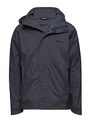 Randers  2-layer technical jacket - ANTRACITT