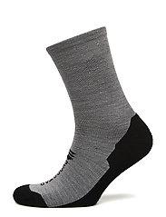 Nordfjord wool socks - CASIO GREY
