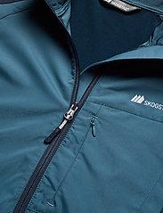 Skogstad - Vetvika Training Jacket - softshell-jackor - real teal - 3