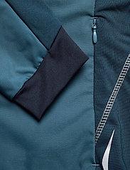 Skogstad - Vetvika Training Jacket - softshell-jackor - real teal - 4