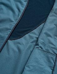 Skogstad - Vetvika Training Jacket - softshell-jackor - real teal - 5