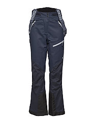 Haukeli 2-layer technical ski trousers - ANTRACITT