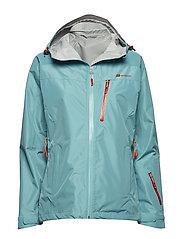 Hornstinden 2,5-layer technical shell jacket - BRISTOL BLUE