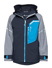 Lyaren  2-Layer Technical Jacket - ANTRACITT
