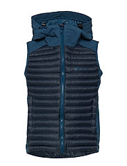 Sigerfjord  Insulated Vest - ANTRACITT