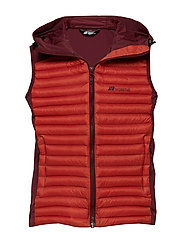 Sigerfjord  Insulated Vest - CHILLI