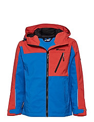 Kabelvåg 2-Layer Technical Jacket - PRIMARY BLUE