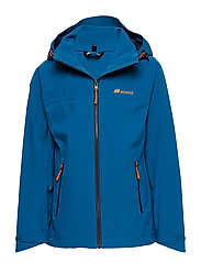 Ballstad  2-Layer Technical Jacket - BLUE SAPPHIRE