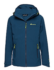 Ballstad  2-Layer Technical Jacket - BLUE TEAL