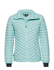 Hauknes  Light Down Jacket - EGGSHELL BLUE